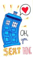 TARDIS Love by Not-A-Tree-225