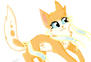 Dazzle (OC) by SoulCats