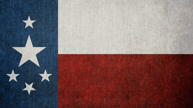 FALLOUT: Flag of the Texas Commonwealth by okiir