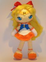 Sailor Venus by Tia-tony
