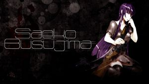 saeko busujima with shotgun H.O.T.D. by UR-31