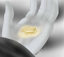 One Ring To Rule Them All by sawahhh