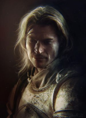 Jaime Lannister by AniaMitura