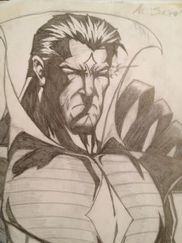 Mr. Sinister by Tyleb86