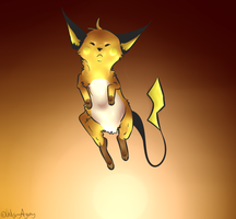 Raichu II by UndyingAgony