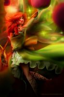 #01 B The fairy of nature (Special edition) by DestinySword