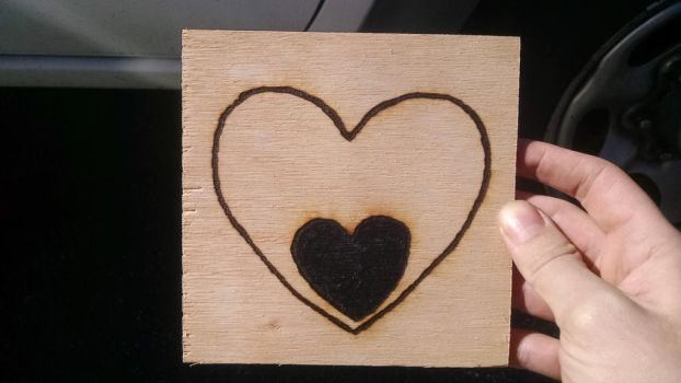 SizeCon Woodburning by SizeCon