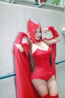 SCARLET WITCH reality alteration by dashcosplay
