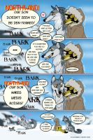 Westwind Gets a Puppy Page 2 by Falcolf