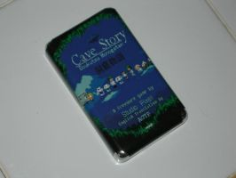 Cave Story iPod Skin --Back-- by Destroyer9283