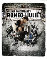 Romeo + Juliet Movie Fanmade by mademoiselle-art