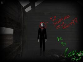 Iol of slenderman by shaxime2soxime