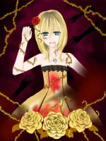 Servant Of Evil : Kagamine Len by Setsuka-no-Uta