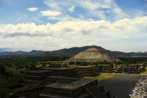 Teotihuacan by ammapola