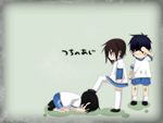 Blue Exorcist-Little Rikako Ends The Fight by TFAfangirl14