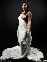 Charmaine the Greek Goddess by PhotographybyVictor