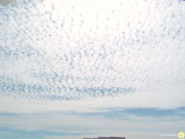 Quilted Clouds by patronus4000