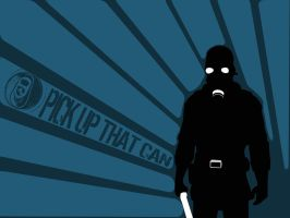 Pick Up That Can - blue by sephiroth-kmfdm