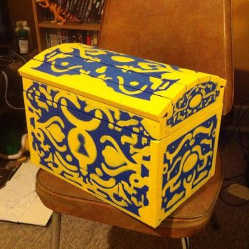 Boss Key Chest Prototype by Miss-Interocitor