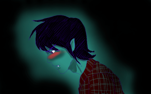 Marshall Lee by TalinaXII15