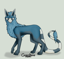 DancingWithDreams : Sininen by GuardianAdoptables