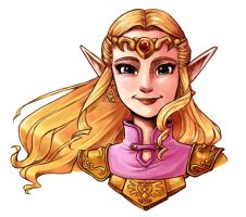 Zelda by courtneygodbey