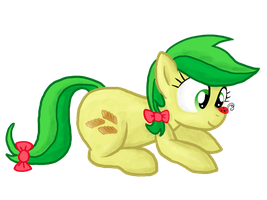 Apple Fritter by InkBlu