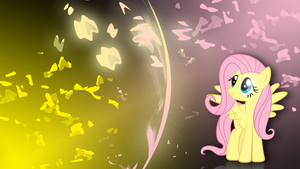 Fluttershy and the edge of kindness by romus91
