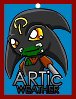 ARTic Conbadge by ARTic-Weather