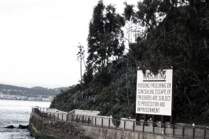 Ghosts of Alcatraz IV by aesthetique