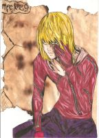 Mello Death Note by PoisonGallery13