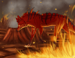 From the Ashes by Lordfell