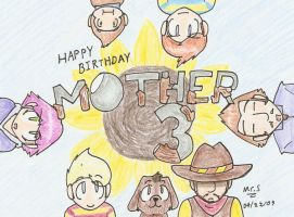 Happy Birthday Mother 3 by Mister-Saturn