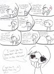 SUPER HAPPY DOODLE COMIC TIME 2? XD by KirbyFangirl