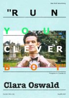 Run You Clever Boy by Penguins-in-Cravats