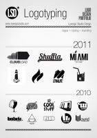 Logos by LSD by lysergicstudio