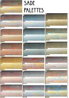 Colour Palettes by cherrystone