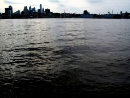 River and Philly by philliesorca
