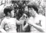 Bruce Lee's 36th Anniversary. by Hafu-Inuyasha