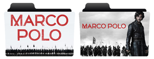 Marco Polo folder icons by NonStopSarah
