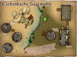 Eschenbachs Saegemuehle Version 2 by DarthAsparagus