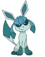 471 -  Glaceon by Winter-Freak