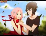 Commission: SasuSaku by zal-sanity