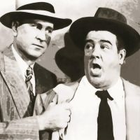 Abbott and Costello Paint By Number Art Kit by numberedart