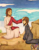 :REQUEST: Mark 5: 1-20 by MulberryDreamer