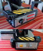 Ghostbusters Ghost Trap Complete by ritter99