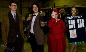Doctors soothsayer and their box by Indefinitefotography
