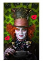 The Mad Hatter by MarioNinja31