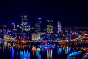 Pittsburgh by Tamerathon
