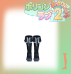 MMD PL2 BRS SHOES by Togekisspika35